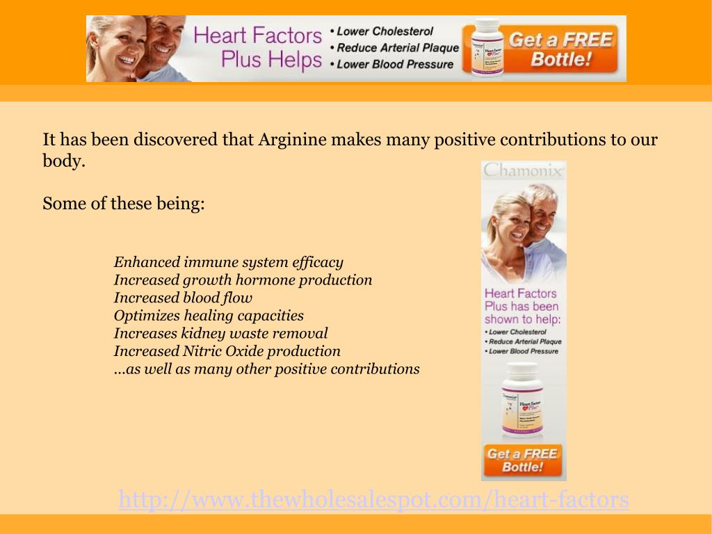 It has been discovered that Arginine makes many positive contributions to our body.