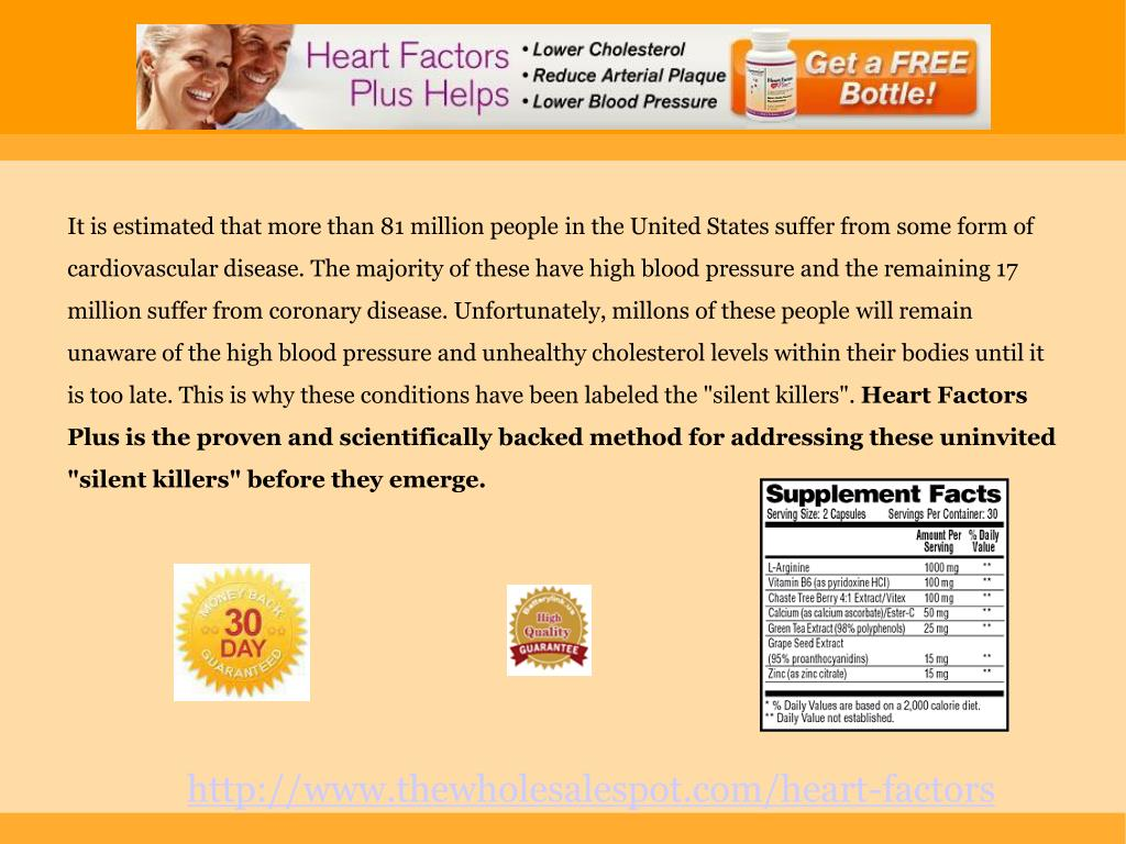 """It is estimated that more than 81 million people in the United States suffer from some form of cardiovascular disease. The majority of these have high blood pressure and the remaining 17 million suffer from coronary disease. Unfortunately, millons of these people will remain unaware of the high blood pressure and unhealthy cholesterol levels within their bodies until it is too late. This is why these conditions have been labeled the """"silent killers""""."""