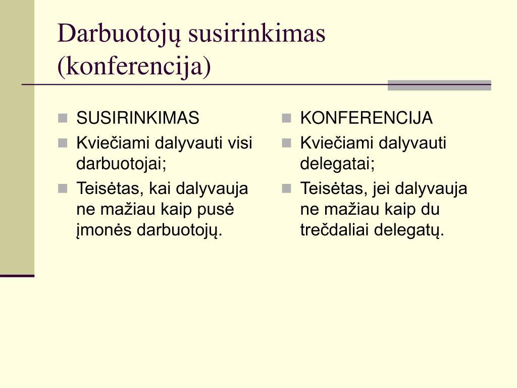 SUSIRINKIMAS