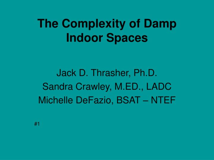 The complexity of damp indoor spaces l.jpg