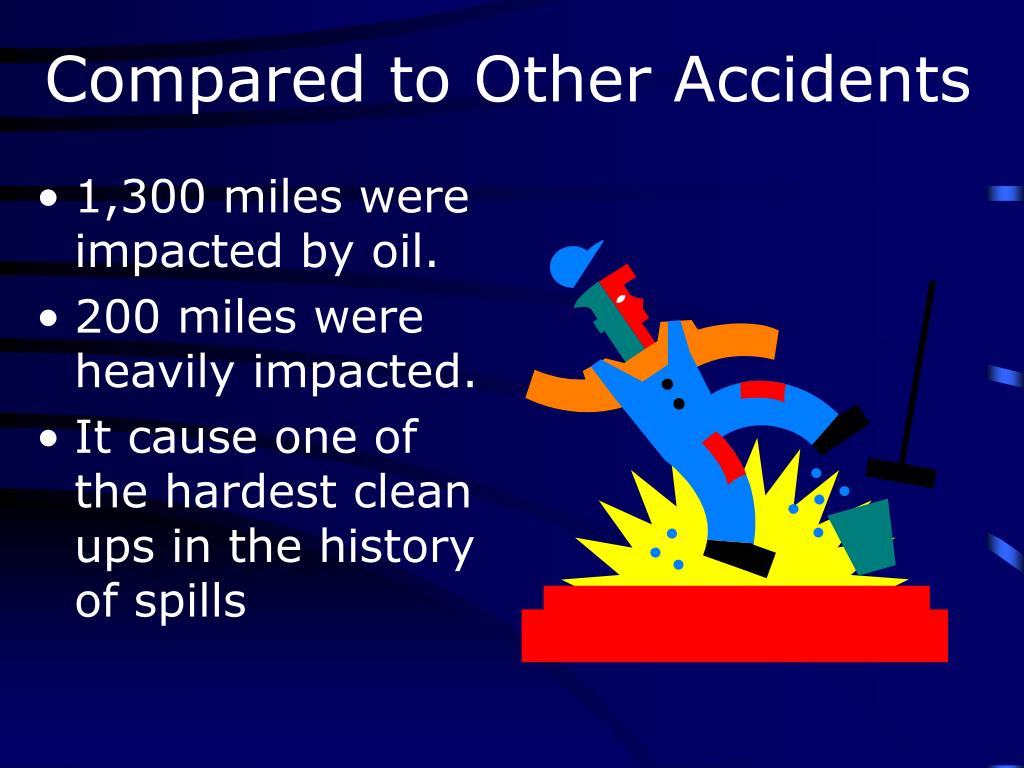 Compared to Other Accidents