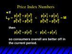 price index numbers4