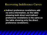 recovering indifference curves4