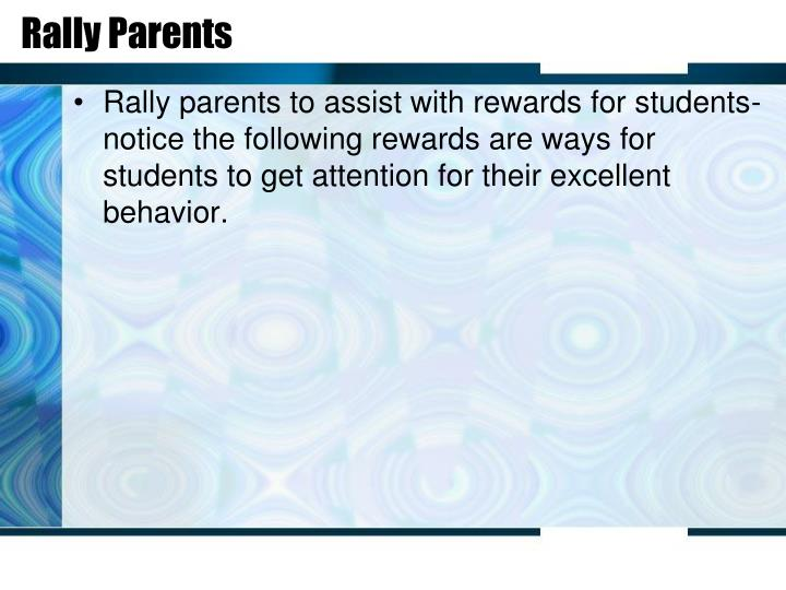 Rally Parents