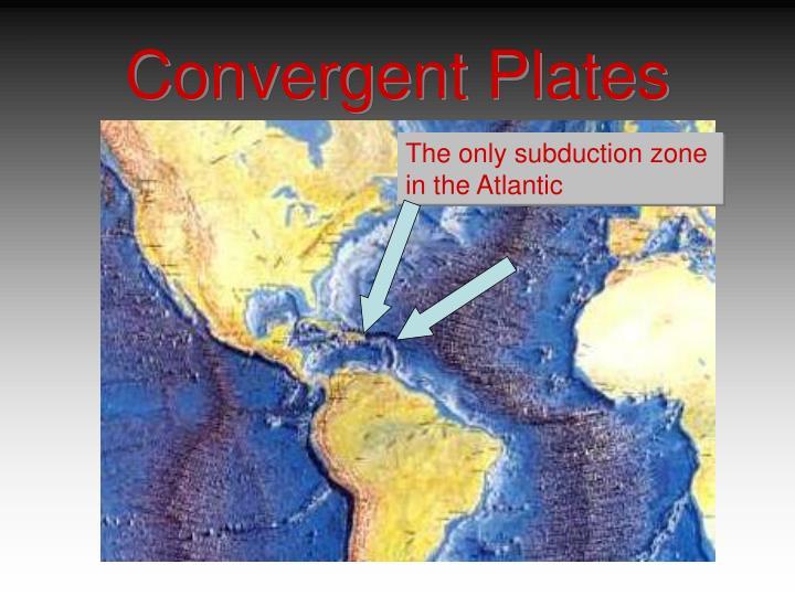 Convergent Plates