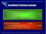 backflush costing example51