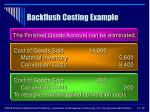 backflush costing example52