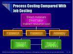 process costing compared with job costing26