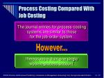 process costing compared with job costing27
