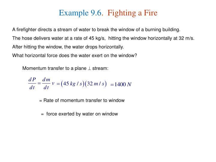 Example 9.6