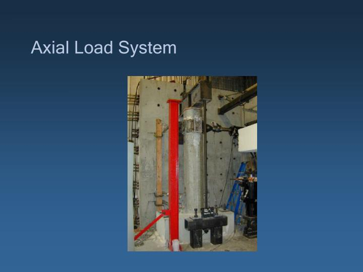 Axial Load System