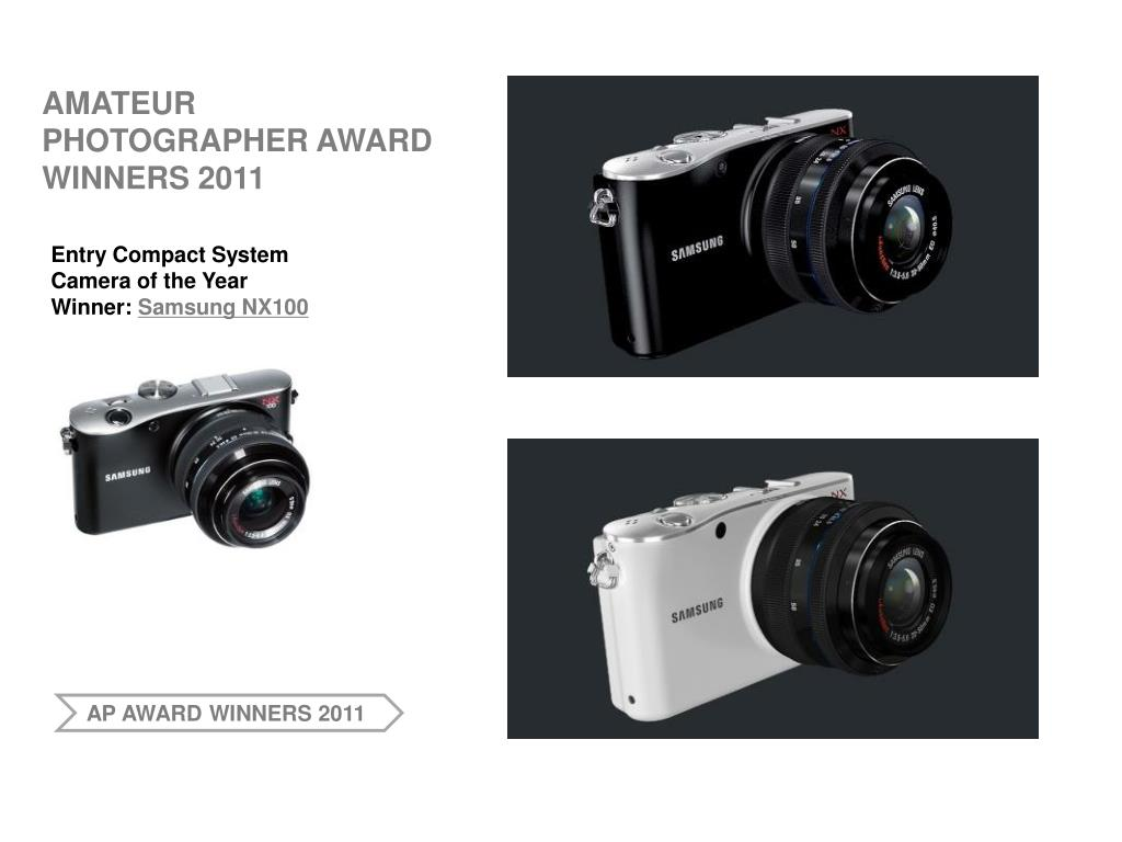AMATEUR PHOTOGRAPHER AWARD WINNERS 2011