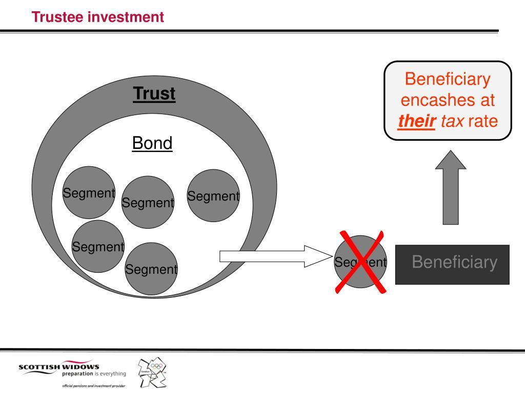 Trustee investment