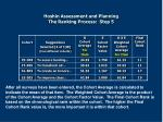 hoshin assessment and planning the ranking process step 5