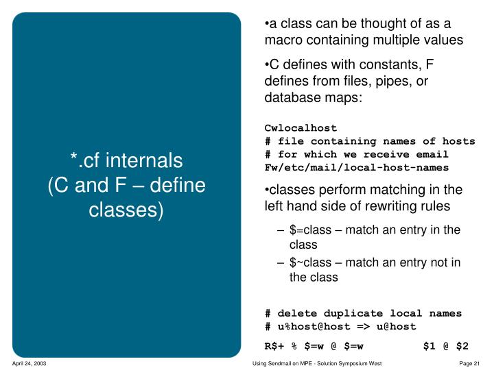 a class can be thought of as a macro containing multiple values