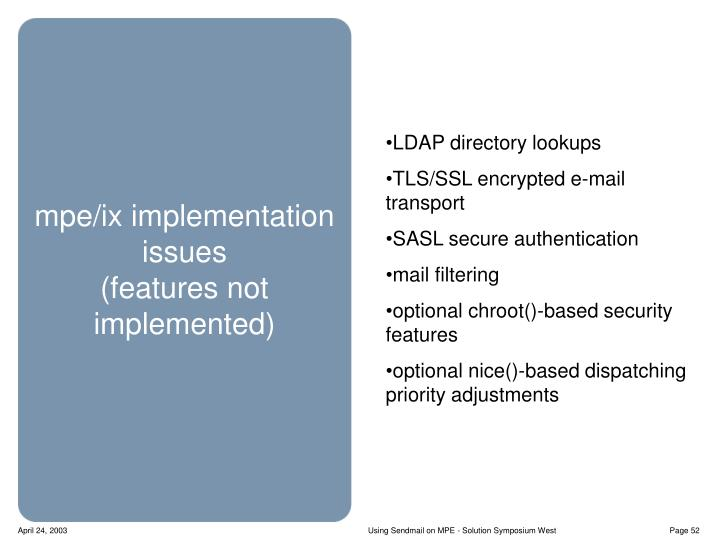 LDAP directory lookups