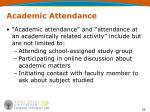 academic attendance1