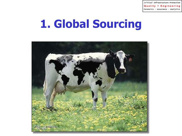 1. Global Sourcing