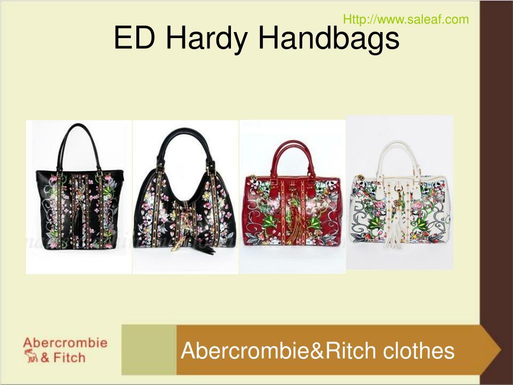 ED Hardy Handbags