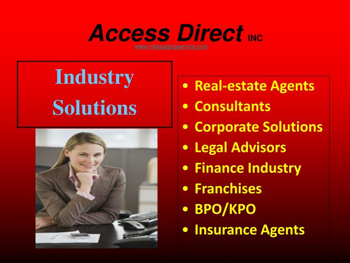 Access direct inc3