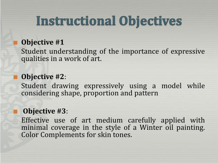 Instructional objectives l.jpg