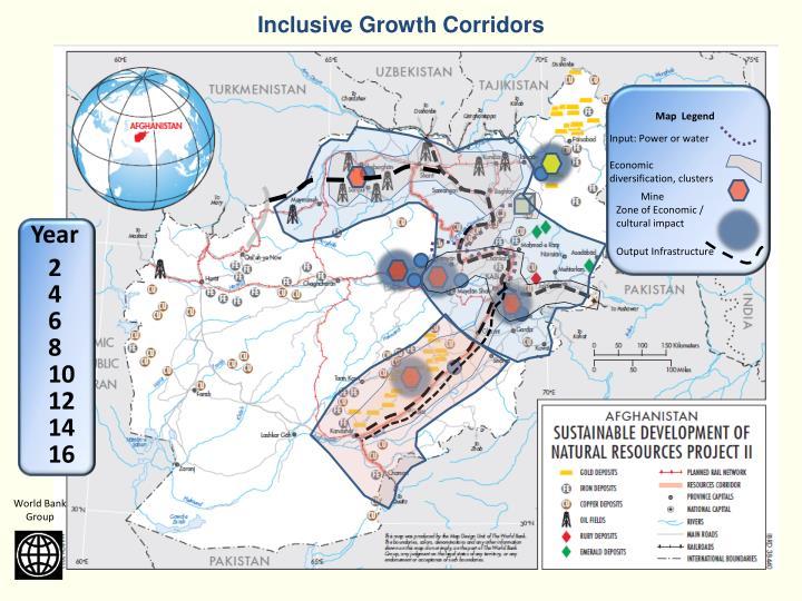 Inclusive Growth Corridors