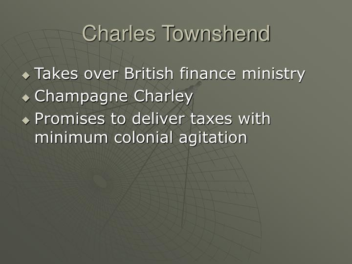 Charles Townshend