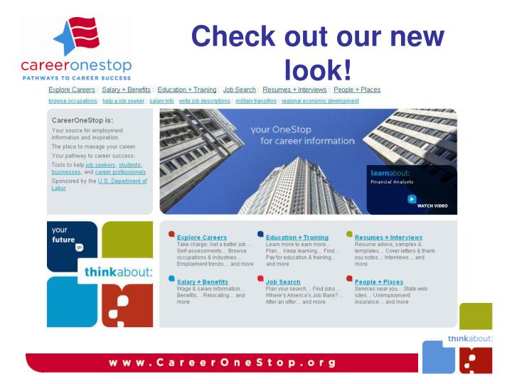 Check out our new look!