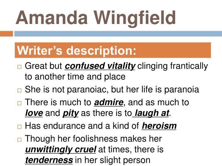 Amanda Wingfield