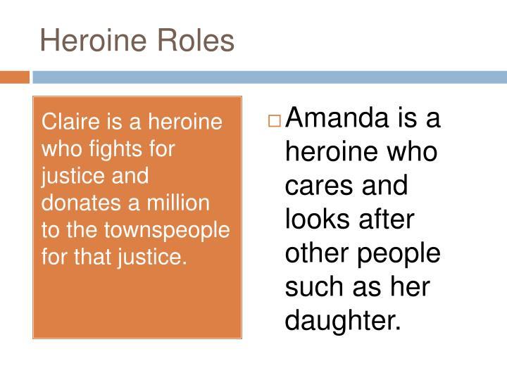 Heroine Roles