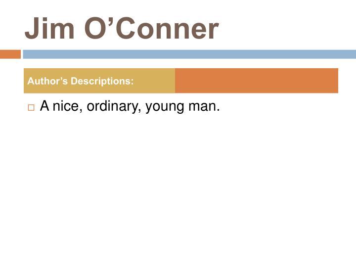 Jim O'Conner