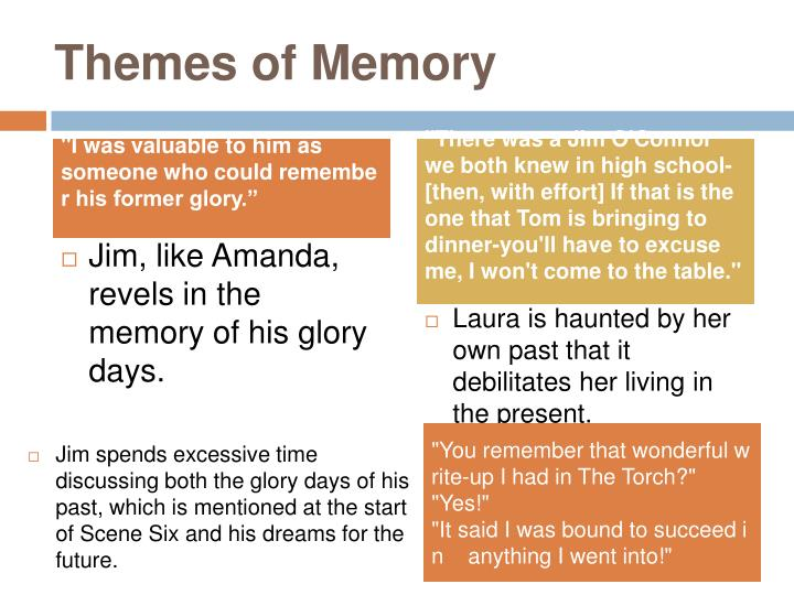 Themes of Memory