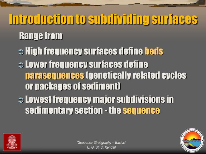 Introduction to subdividing surfaces