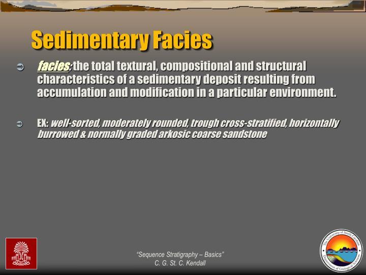Sedimentary Facies