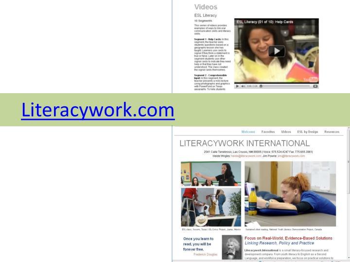 Literacywork.com