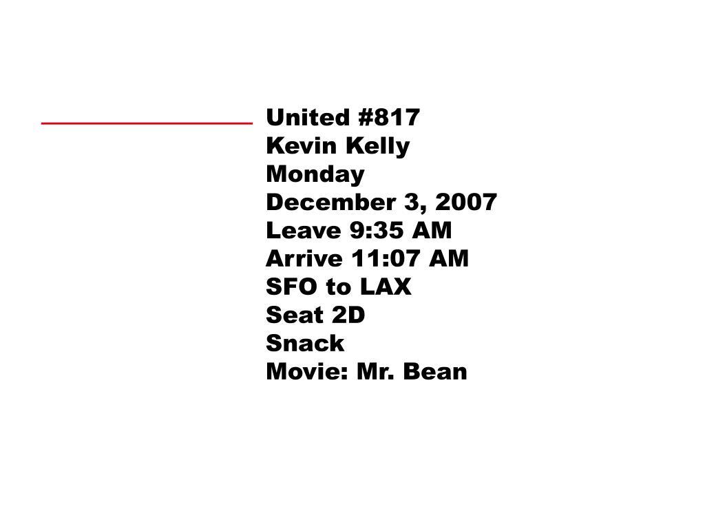 United #817