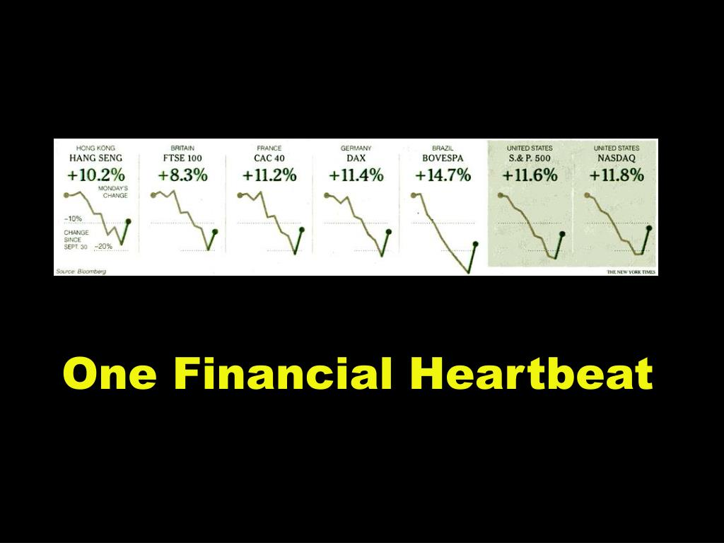 One Financial Heartbeat