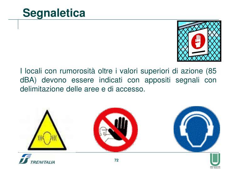 Segnaletica