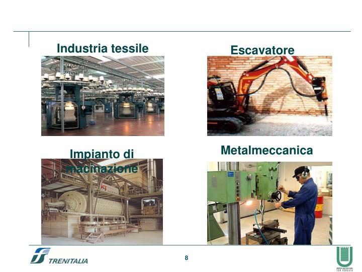 Industria tessile