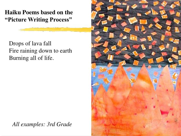 Haiku Poems based on the