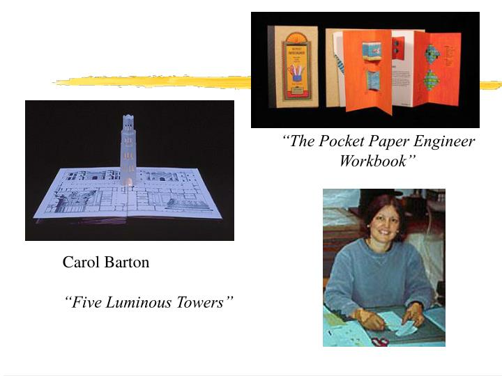 """The Pocket Paper Engineer"