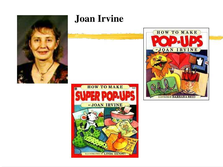 Joan Irvine