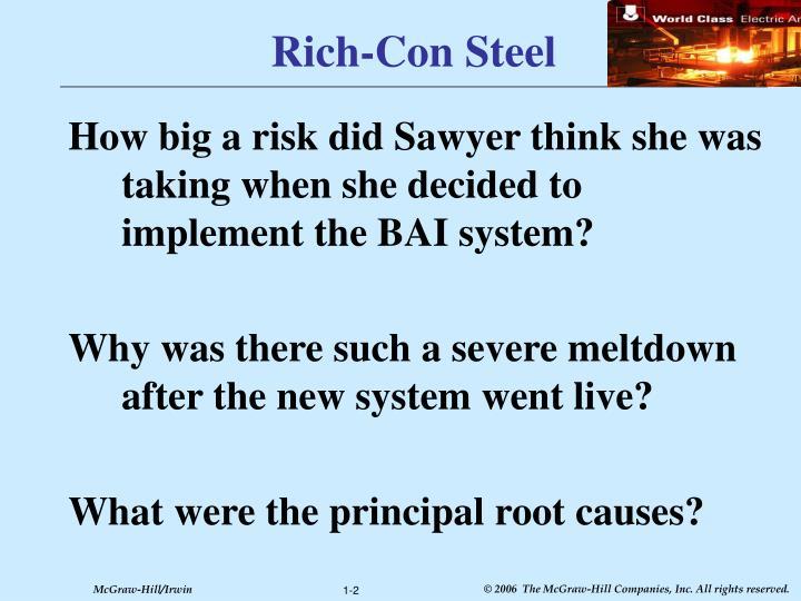 Rich-Con Steel