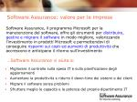 software assurance valore per le imprese1
