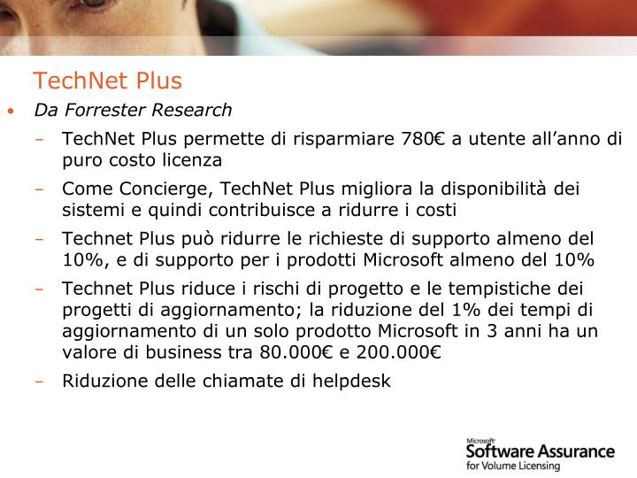 TechNet Plus