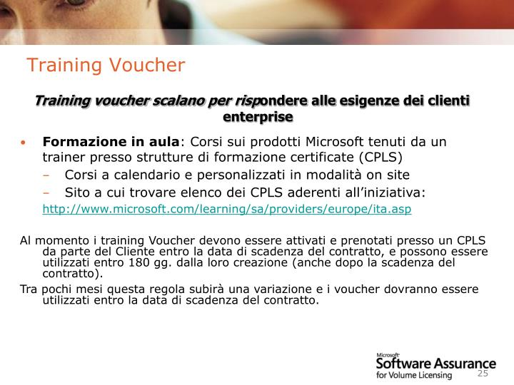 Training Voucher
