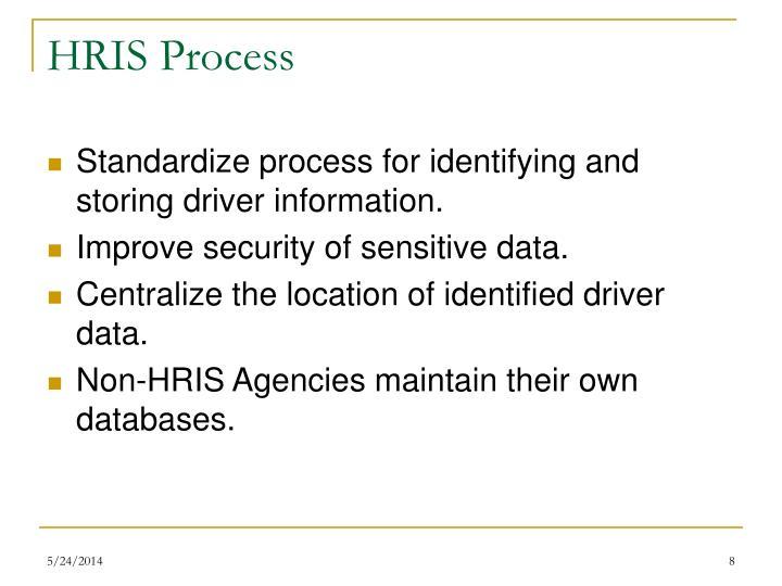 HRIS Process