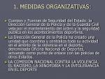 1 medidas organizativas