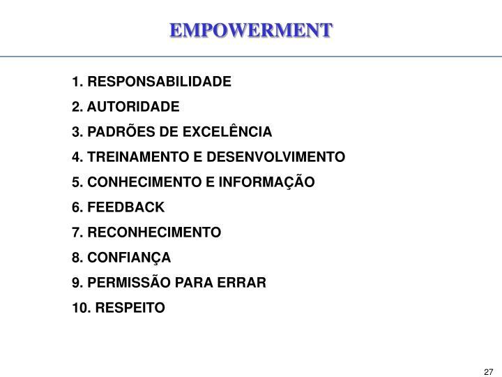 1. RESPONSABILIDADE