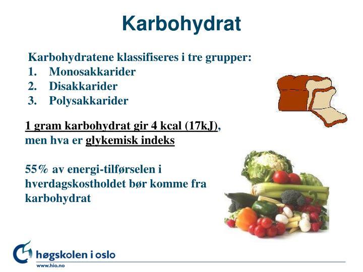 Karbohydrat
